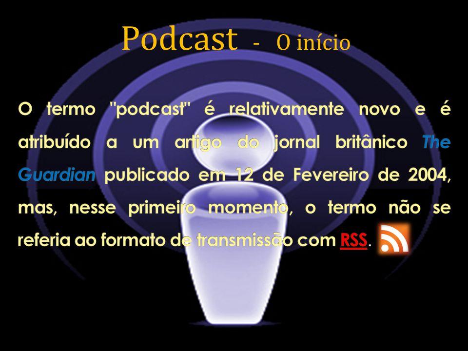 Podcast - O início