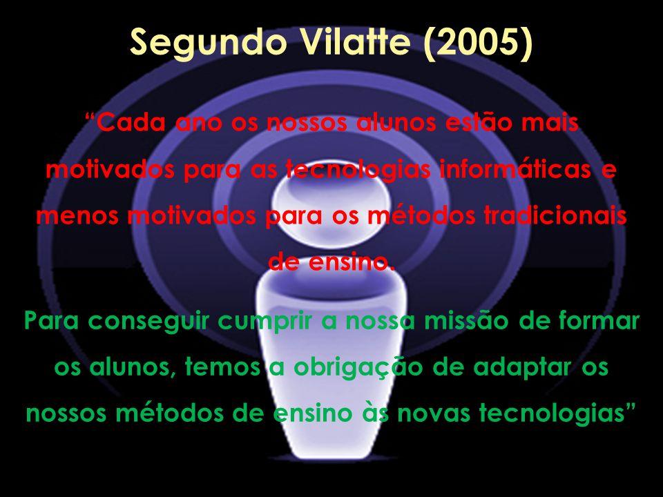 Segundo Vilatte (2005)