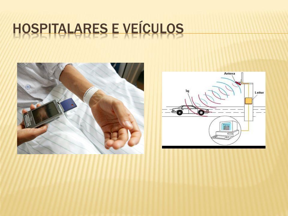 Hospitalares e Veículos