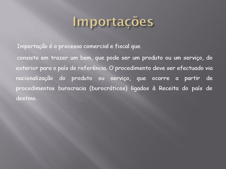 Importações