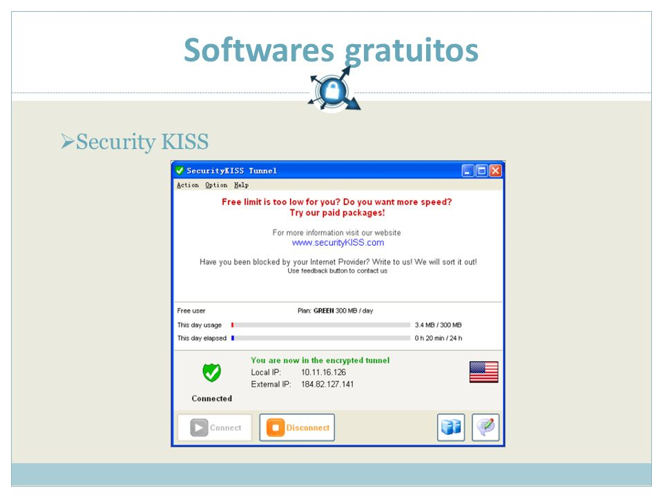 Softwares gratuitos Security KISS
