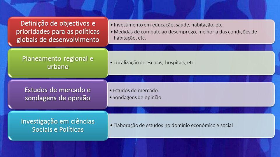 Planeamento regional e urbano