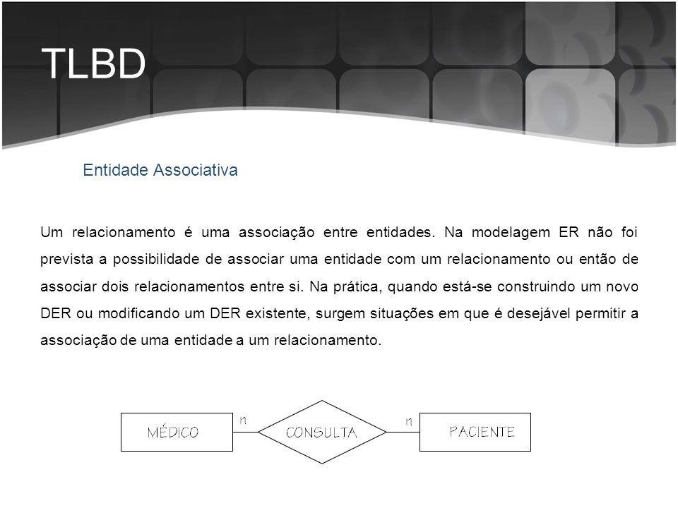 TLBD Entidade Associativa
