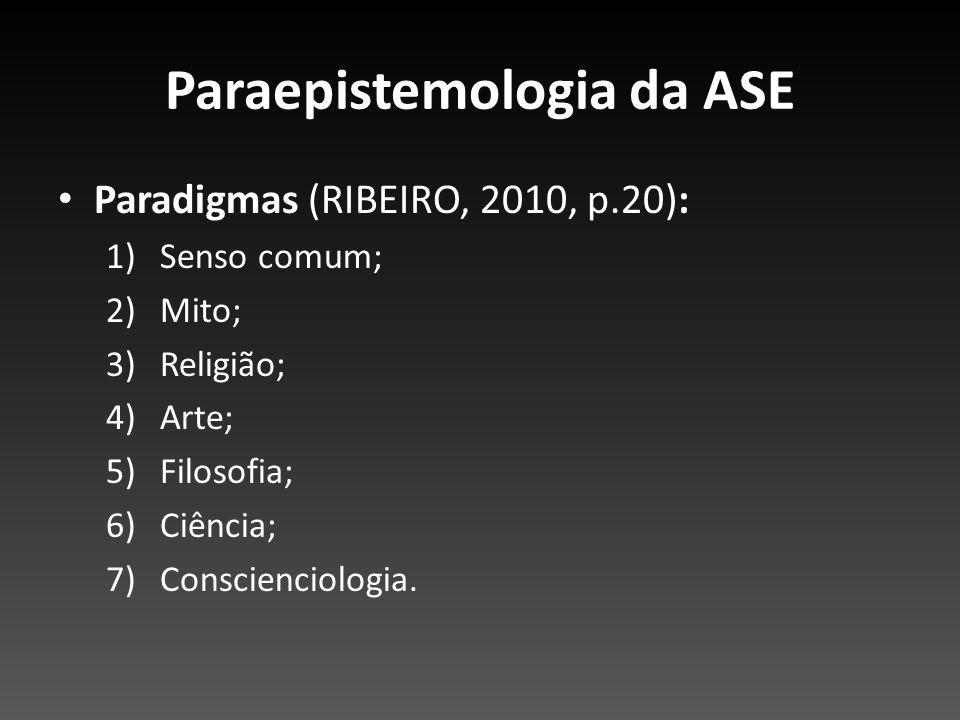 Paraepistemologia da ASE