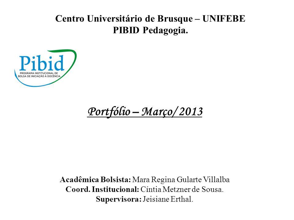 Centro Universitário de Brusque – UNIFEBE