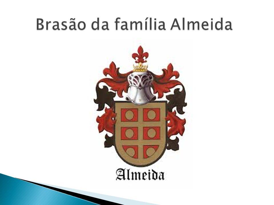 Brasão da família Almeida