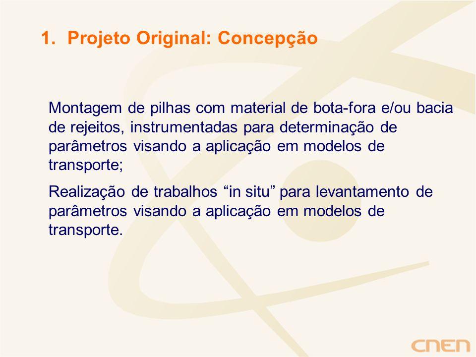 Projeto Original: Concepção