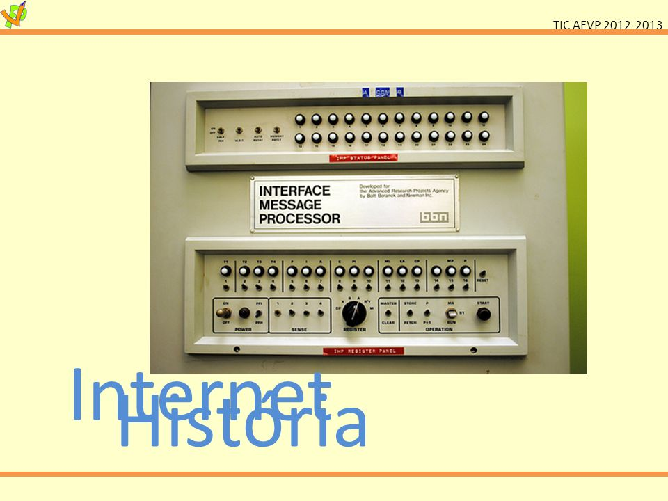 Internet História