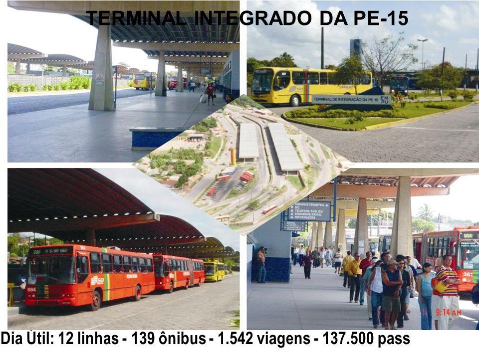 TERMINAL INTEGRADO DA PE-15