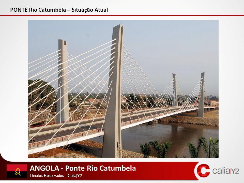 ANGOLA - Ponte Rio Catumbela