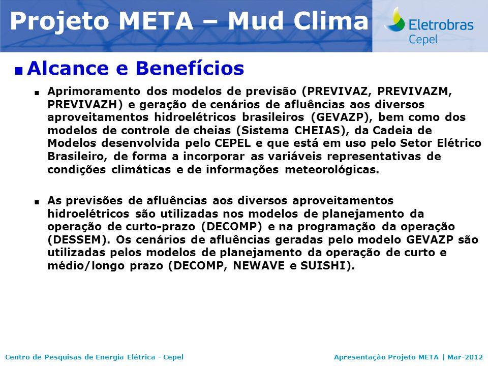 Projeto META – Mud Clima