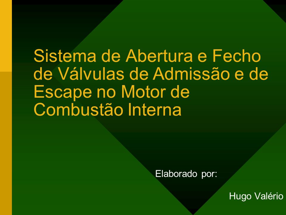 Elaborado por: Hugo Valério
