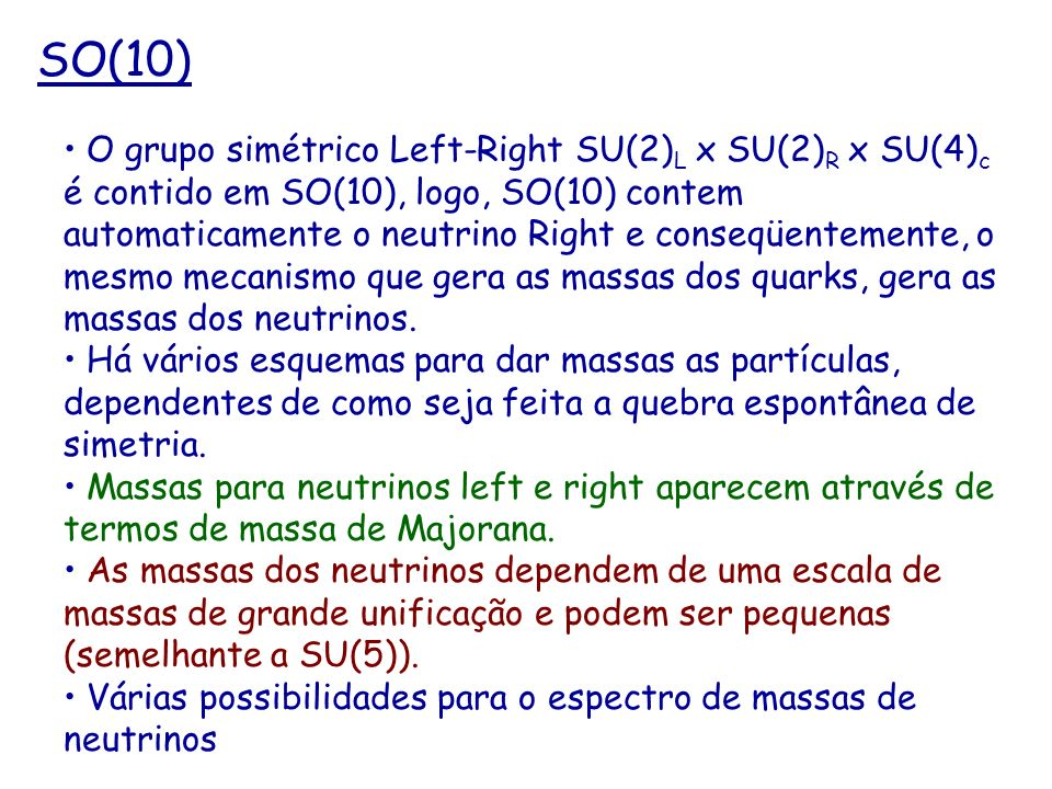 SO(10)