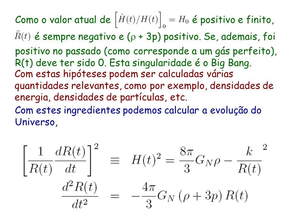 Como o valor atual de é positivo e finito, é sempre negativo e (r + 3p) positivo. Se, ademais, foi.