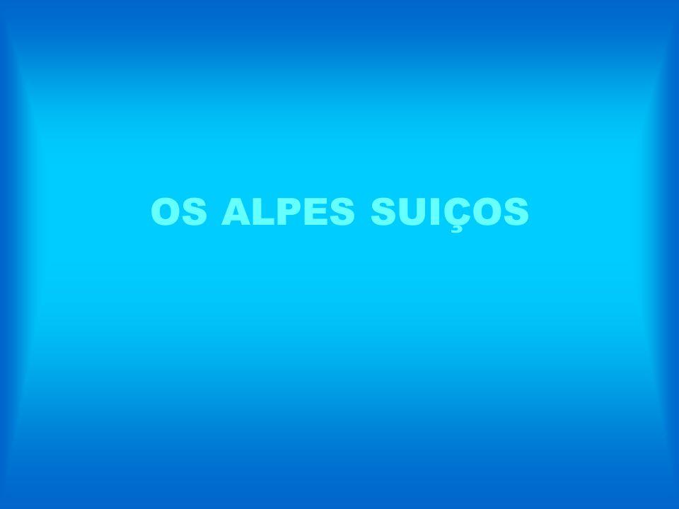 OS ALPES SUIÇOS