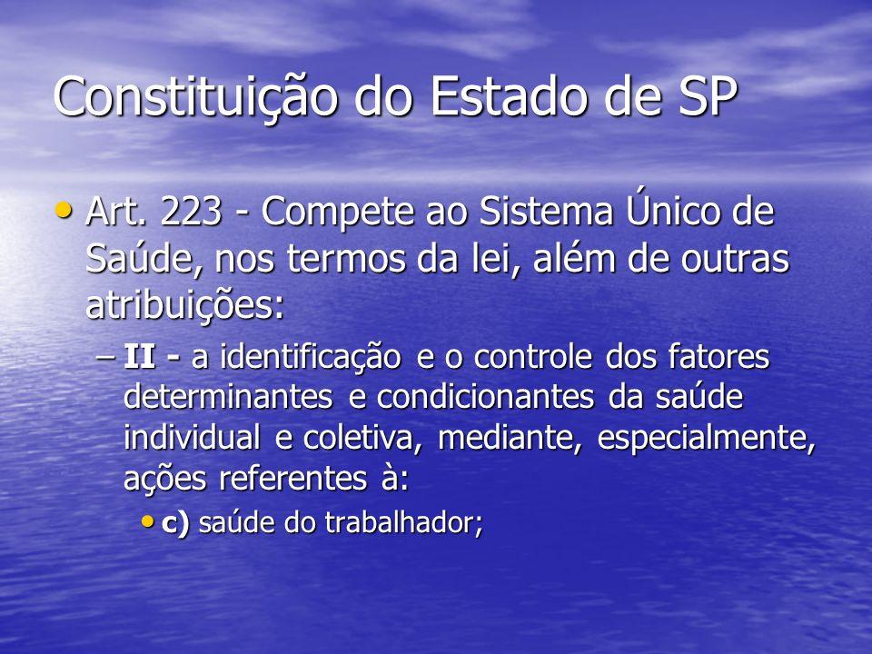 Constituição do Estado de SP