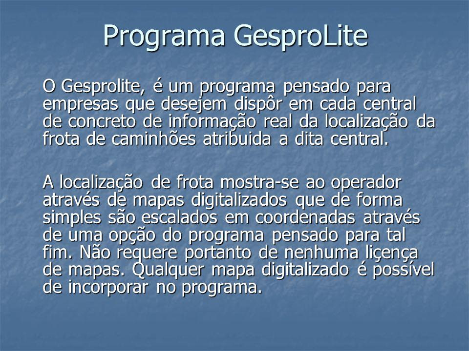 Programa GesproLite