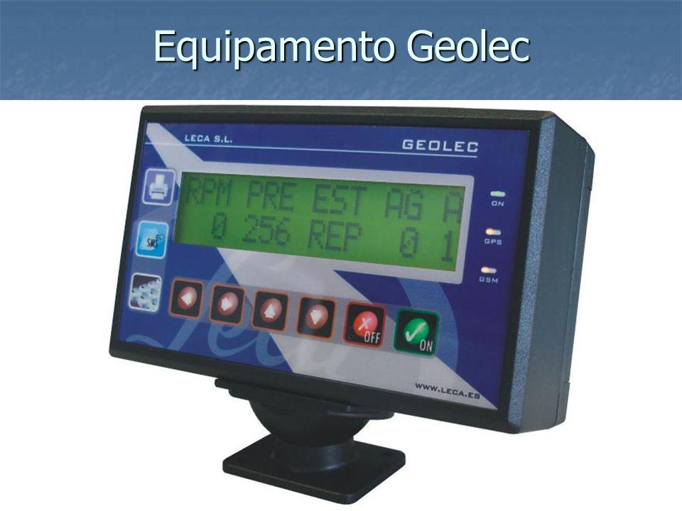 Equipamento Geolec