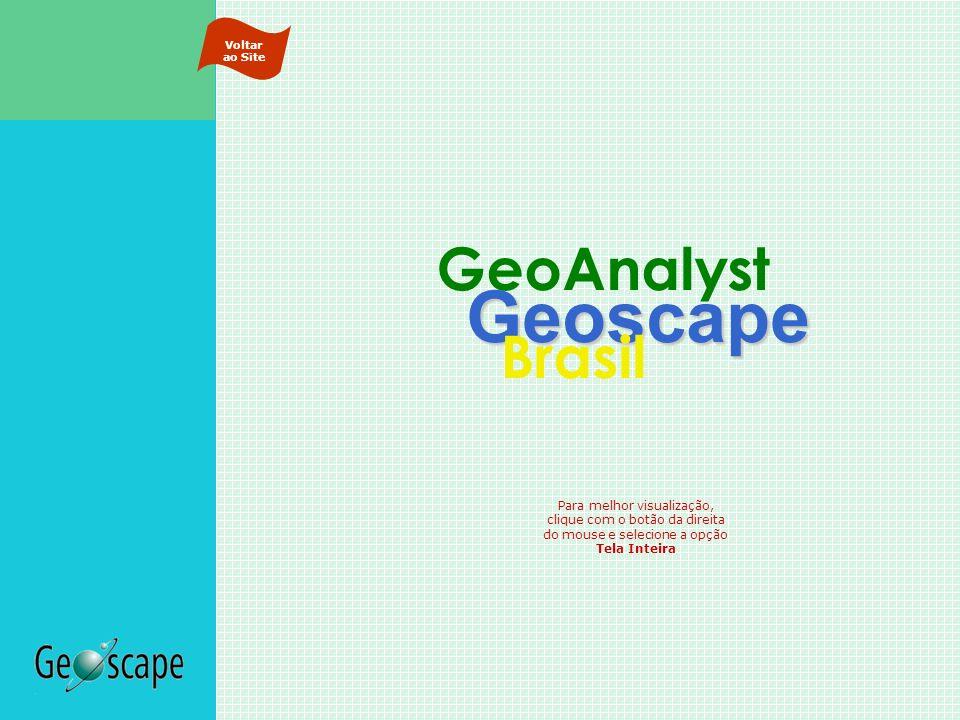 Geoscape GeoAnalyst Brasil
