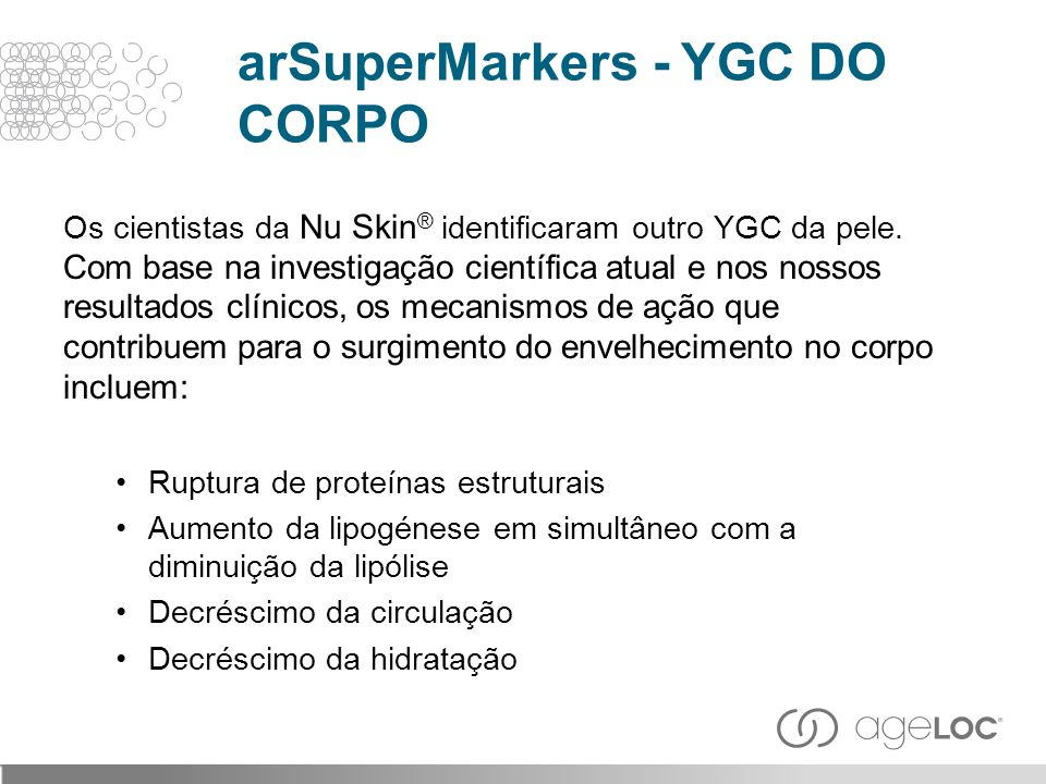 arSuperMarkers - YGC DO CORPO