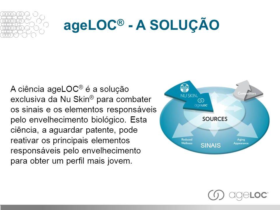 ageLOC® - A SOLUÇÃO