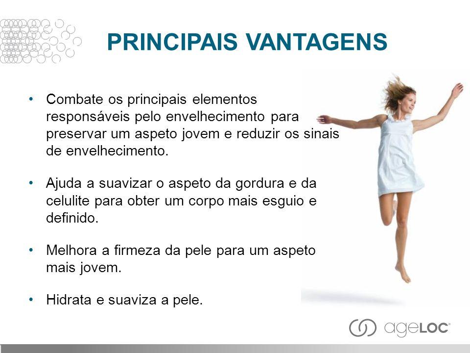 PRINCIPAIS VANTAGENS