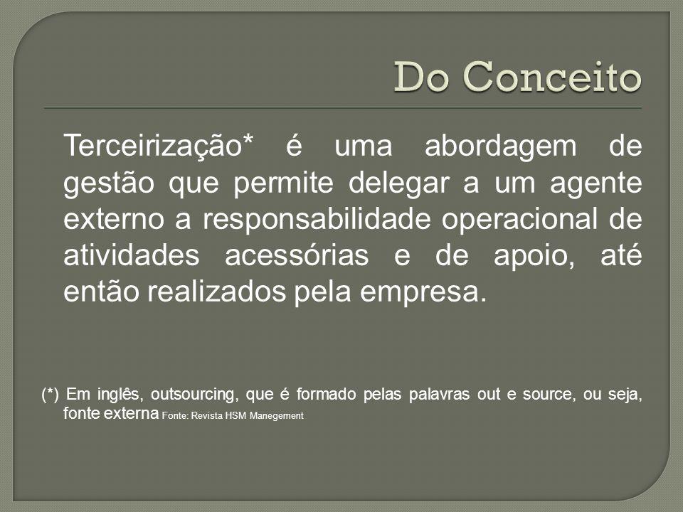 Do Conceito