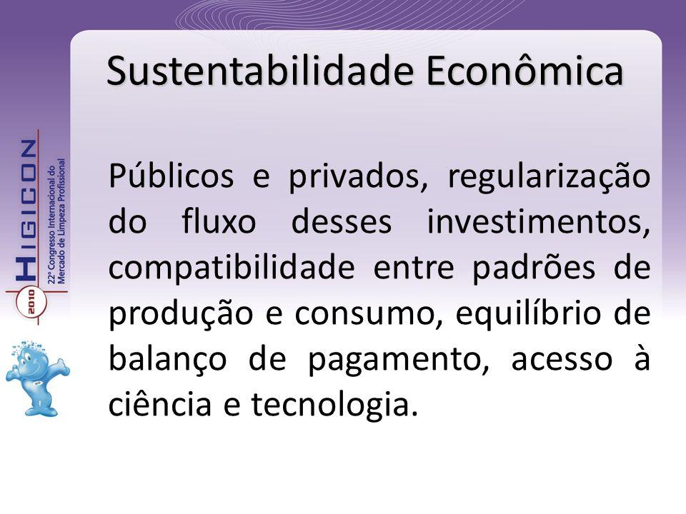 Sustentabilidade Econômica