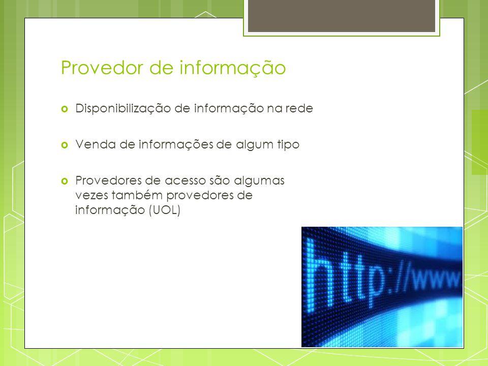 Provedor de informação