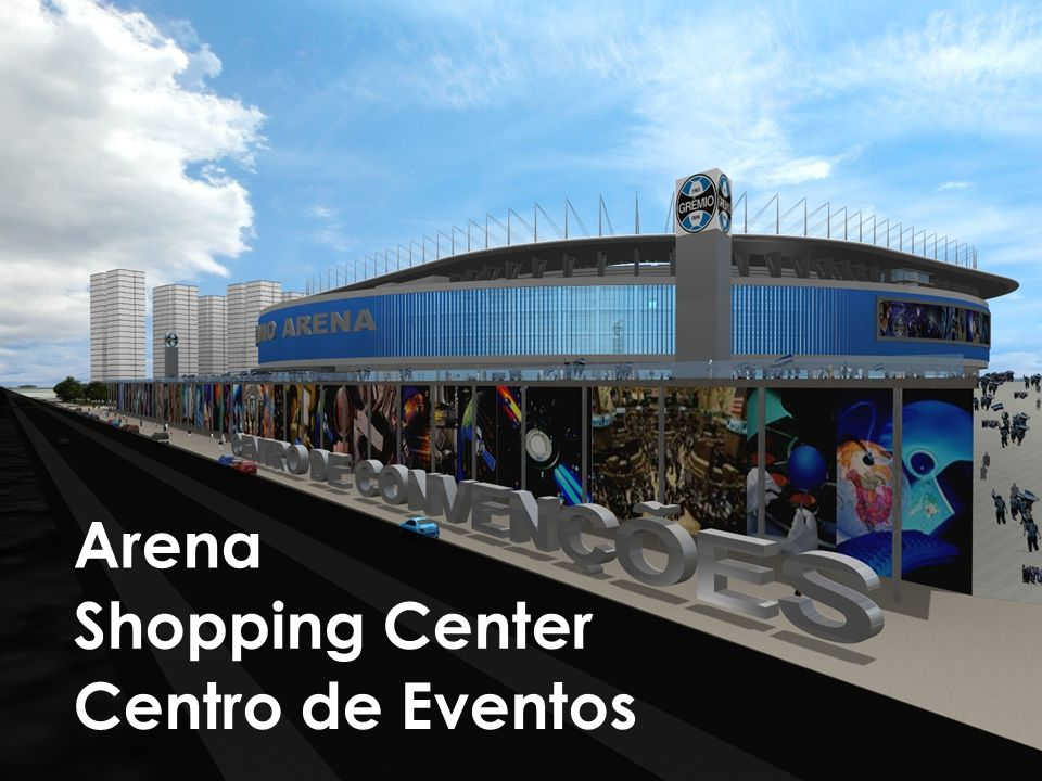 Arena Shopping Center Centro de Eventos