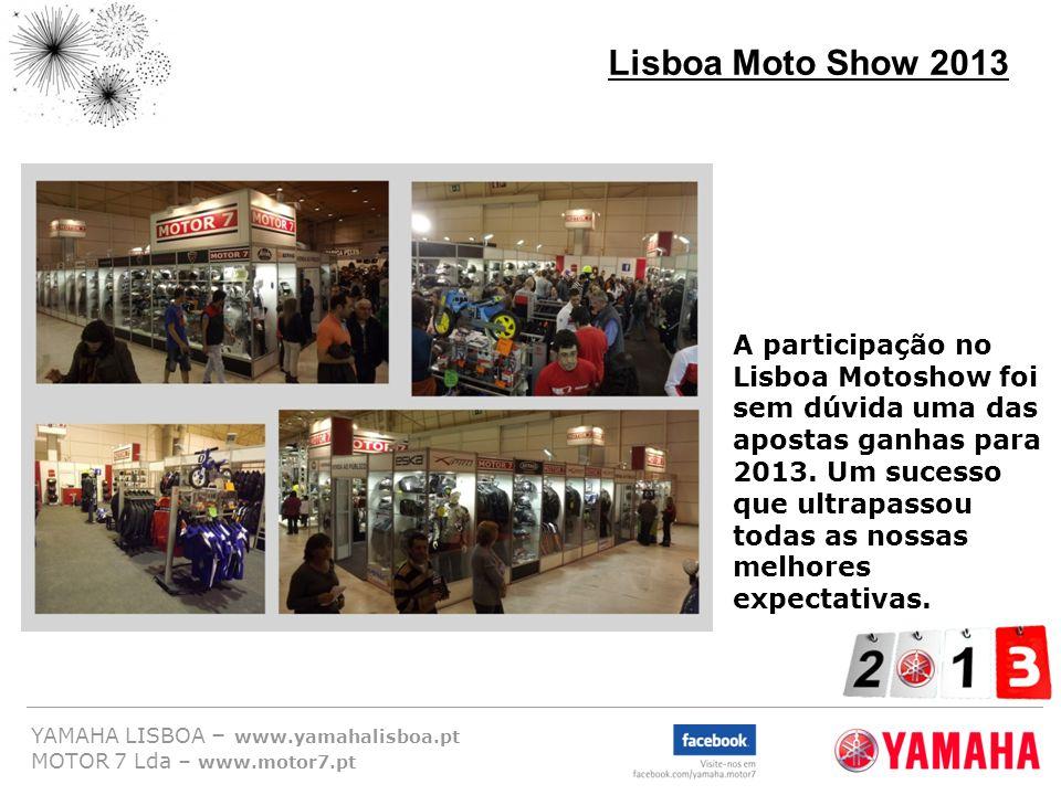 Lisboa Moto Show 2013