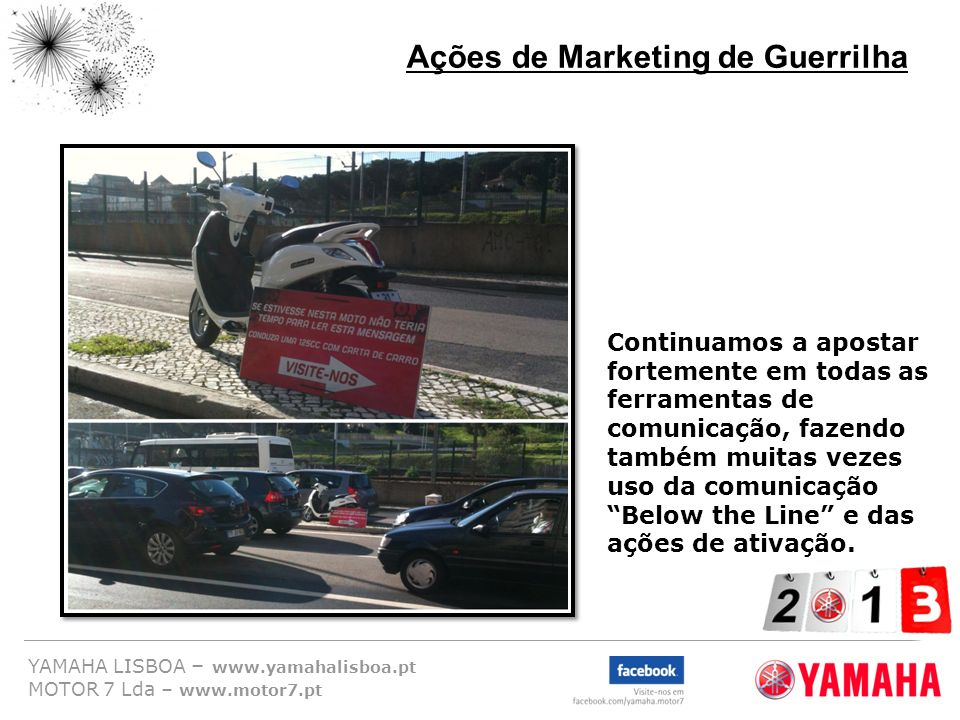 Ações de Marketing de Guerrilha