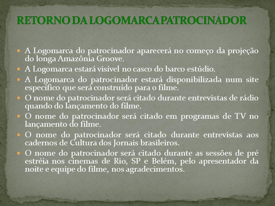 RETORNO DA LOGOMARCA PATROCINADOR