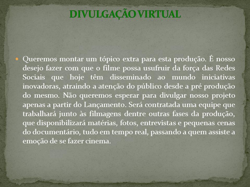 DIVULGAÇÃO VIRTUAL