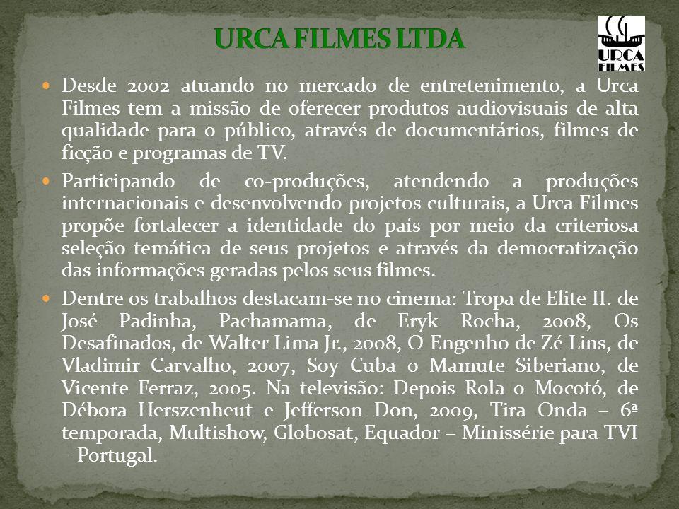 URCA FILMES LTDA