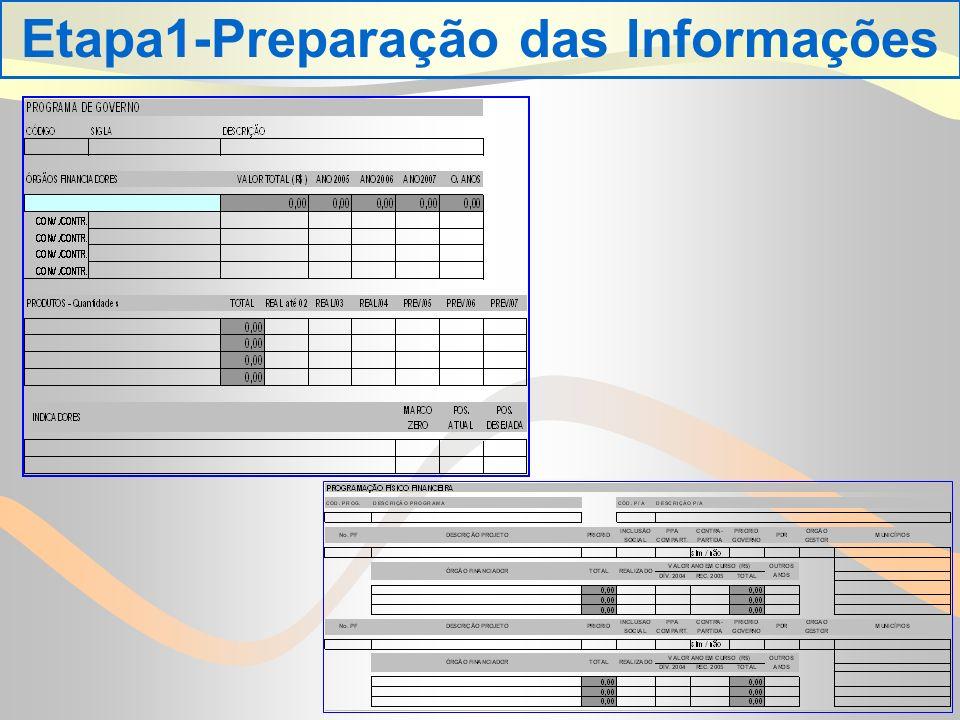 Etapa1-Preparação das Informações
