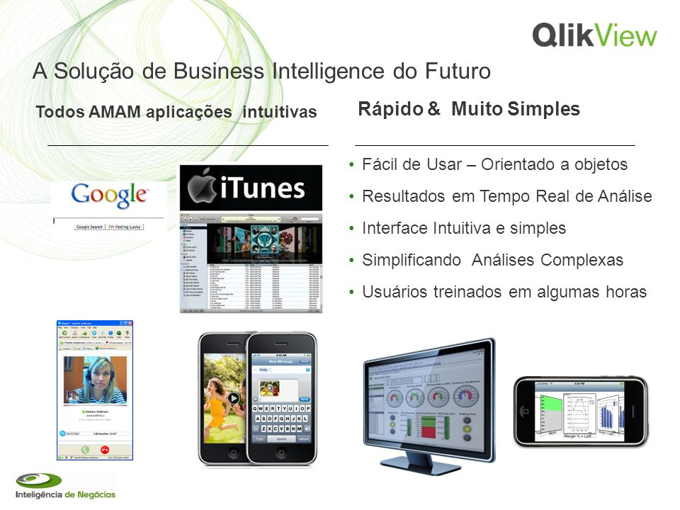 A Solução de Business Intelligence do Futuro