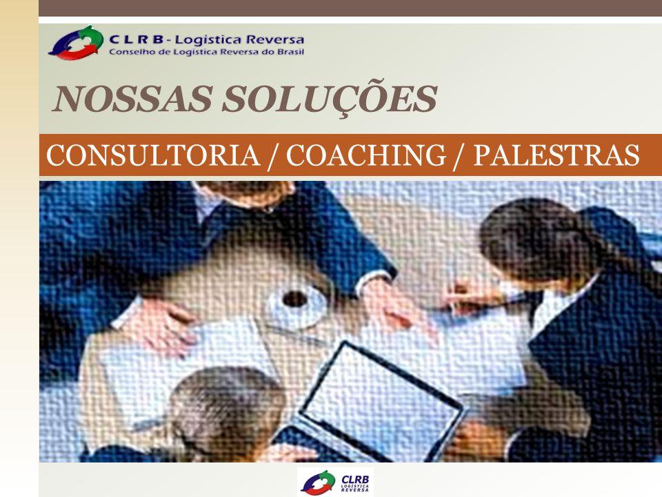 NOSSAS SOLUÇÕES CONSULTORIA / COACHING / PALESTRAS