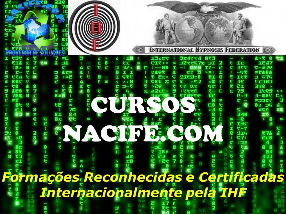 Formações Reconhecidas e Certificadas Internacionalmente pela IHF