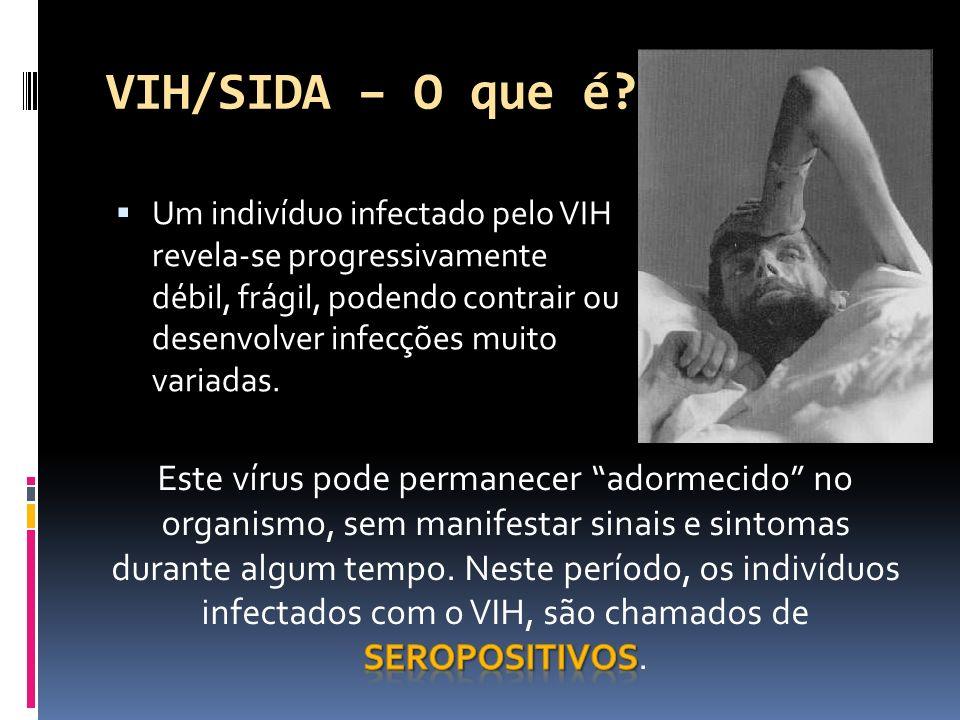 VIH/SIDA – O que é