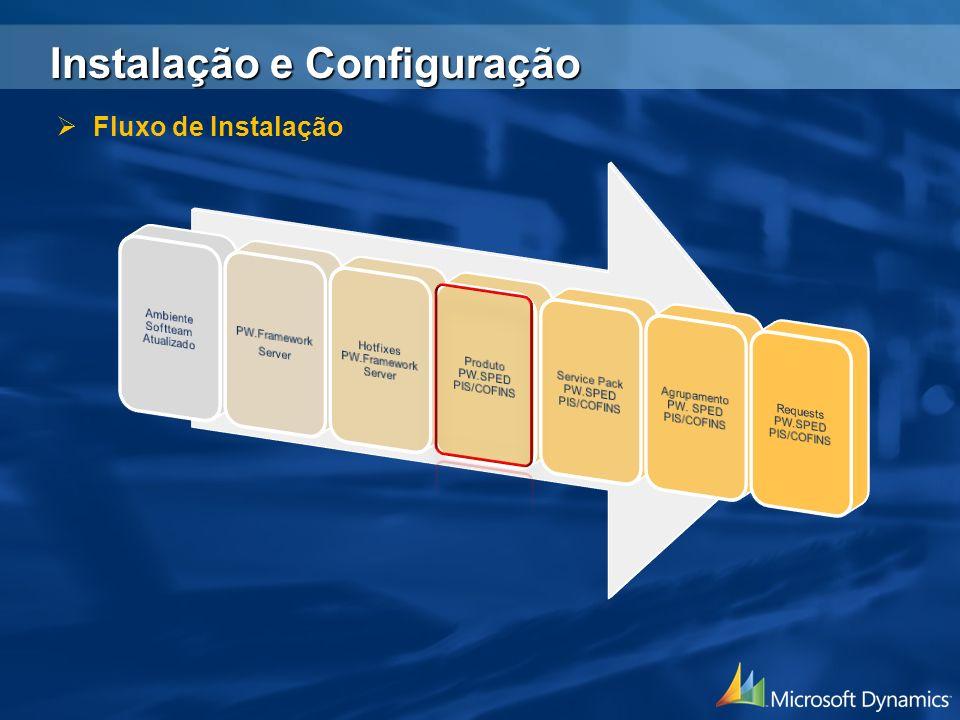 Instalação e Configuração