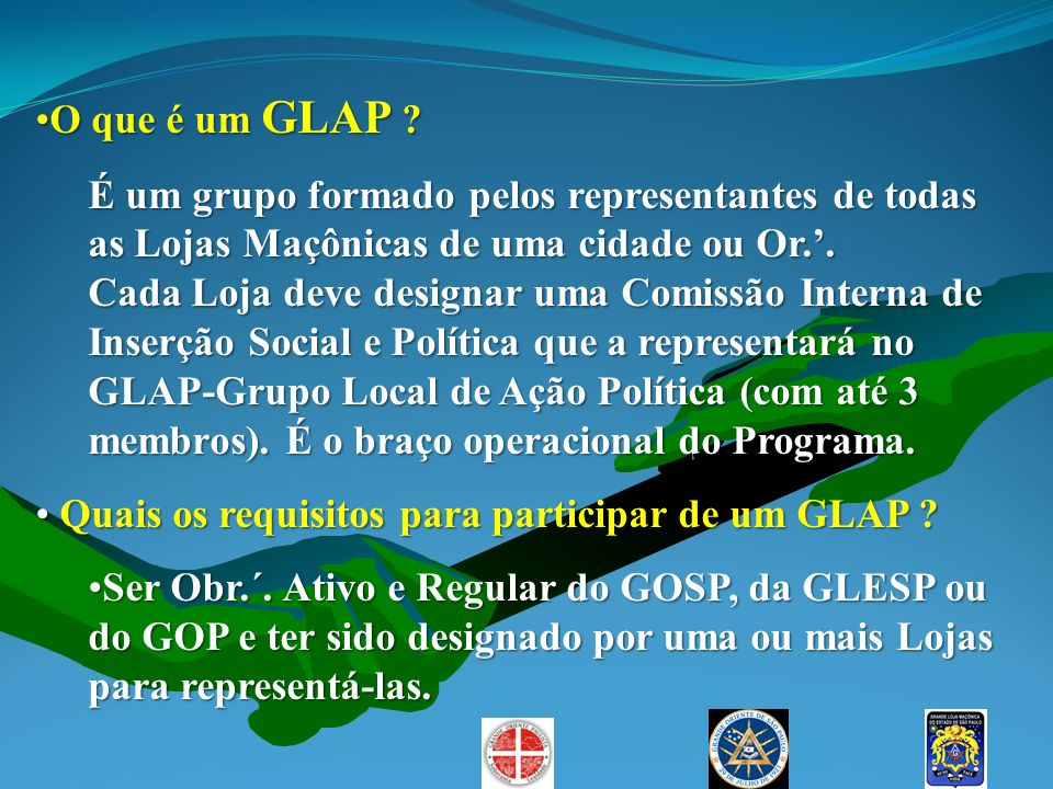 O que é um GLAP