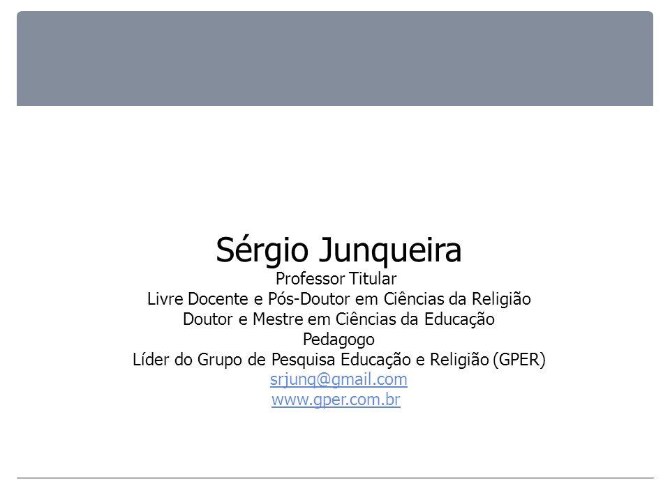 Sérgio Junqueira Professor Titular