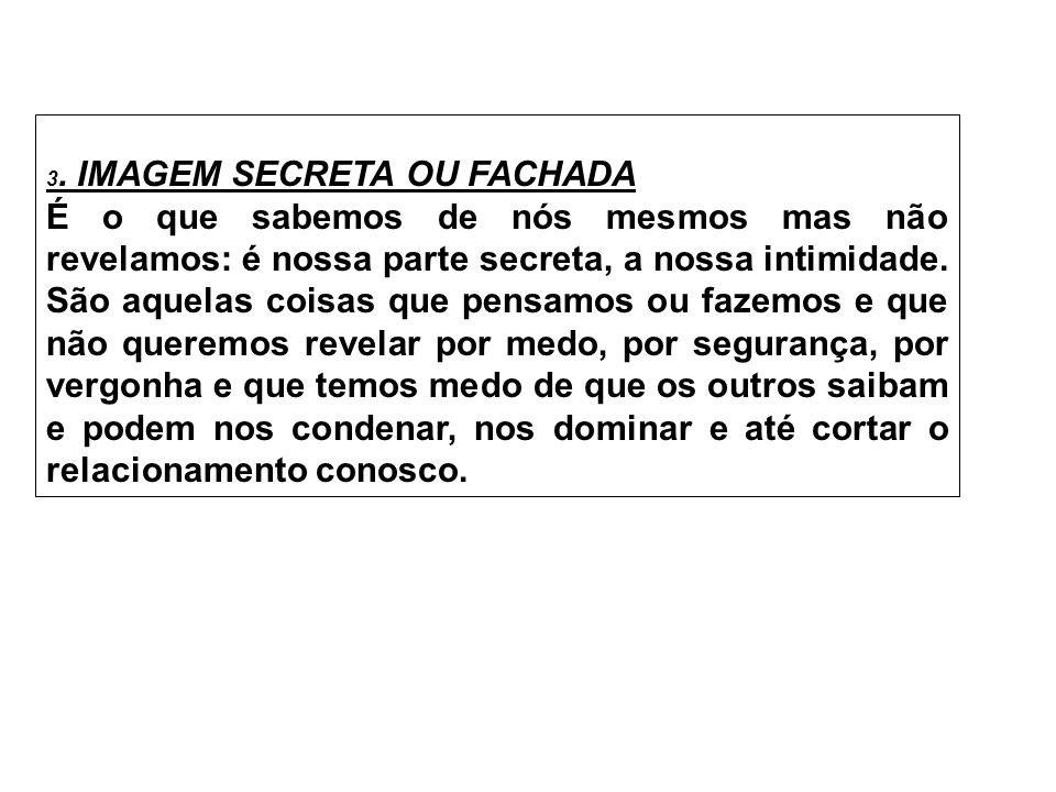 3. IMAGEM SECRETA OU FACHADA
