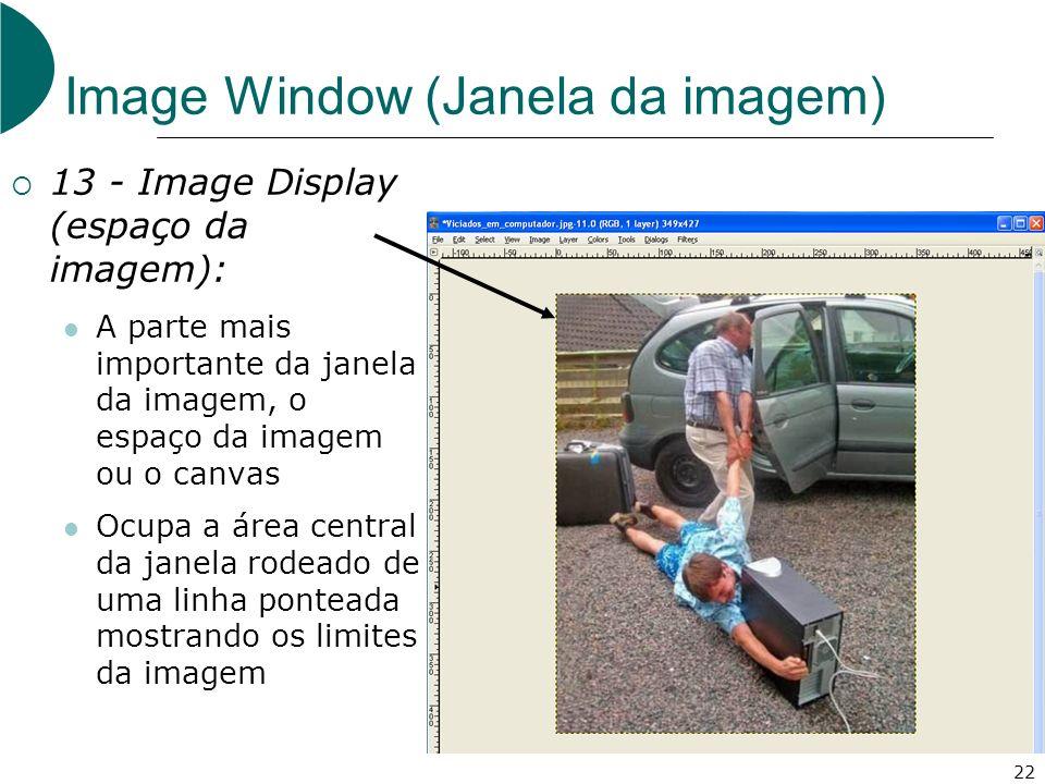 Image Window (Janela da imagem)