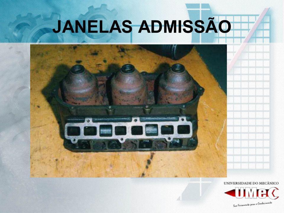 JANELAS ADMISSÃO