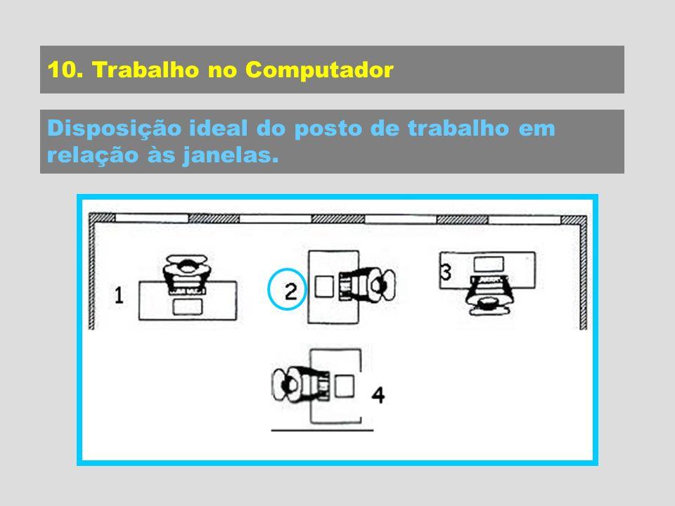 10. Trabalho no Computador