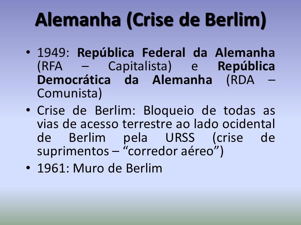 Alemanha (Crise de Berlim)