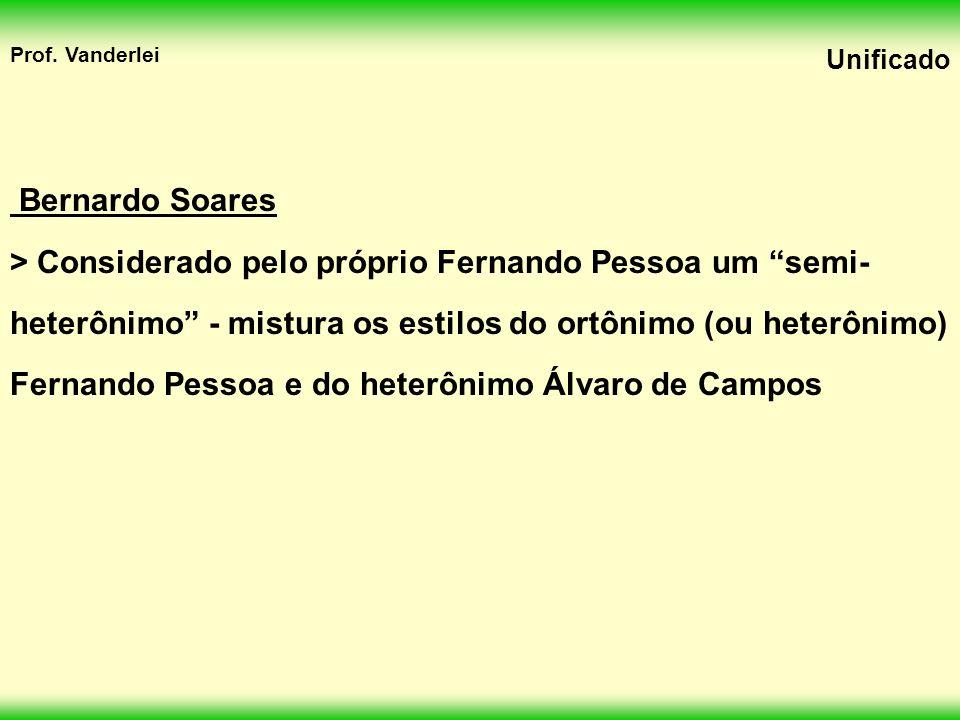 Bernardo Soares