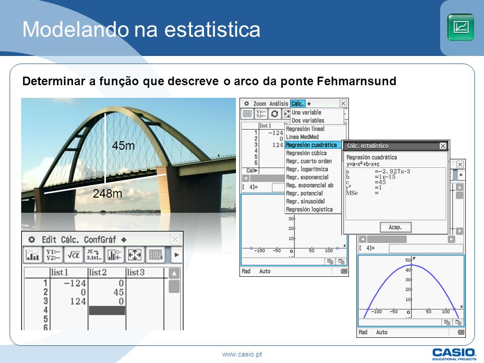 Modelando na estatistica